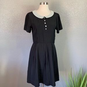 Dear Creatures L Peter Pan Collar Dress ModCloth